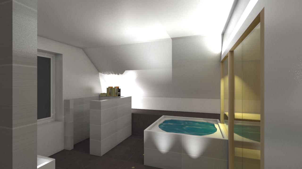 Badplanung Dachschräge badplanung privatbad bei lonnerstadt