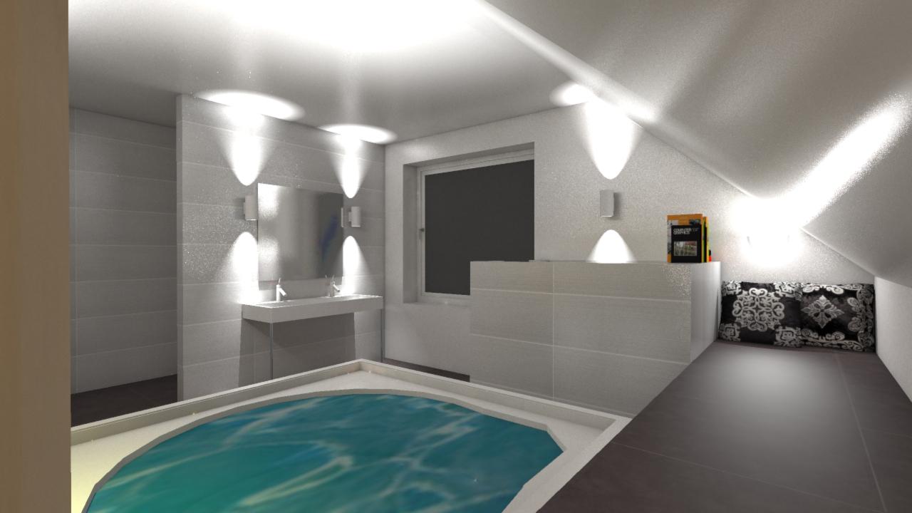 badplanung privatbad bei lonnerstadt. Black Bedroom Furniture Sets. Home Design Ideas