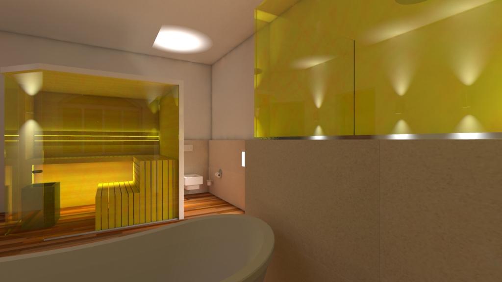 sch n sauna badezimmer fotos die besten wohnideen. Black Bedroom Furniture Sets. Home Design Ideas