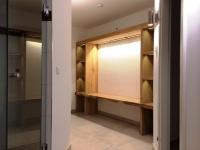 Garderobe Eiche massiv (3)