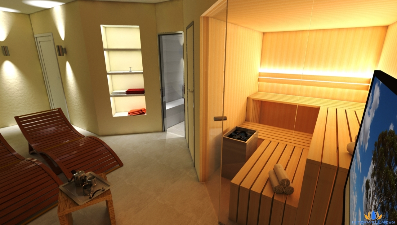 Wellness design  Wellness Design für eine private Anlage in München
