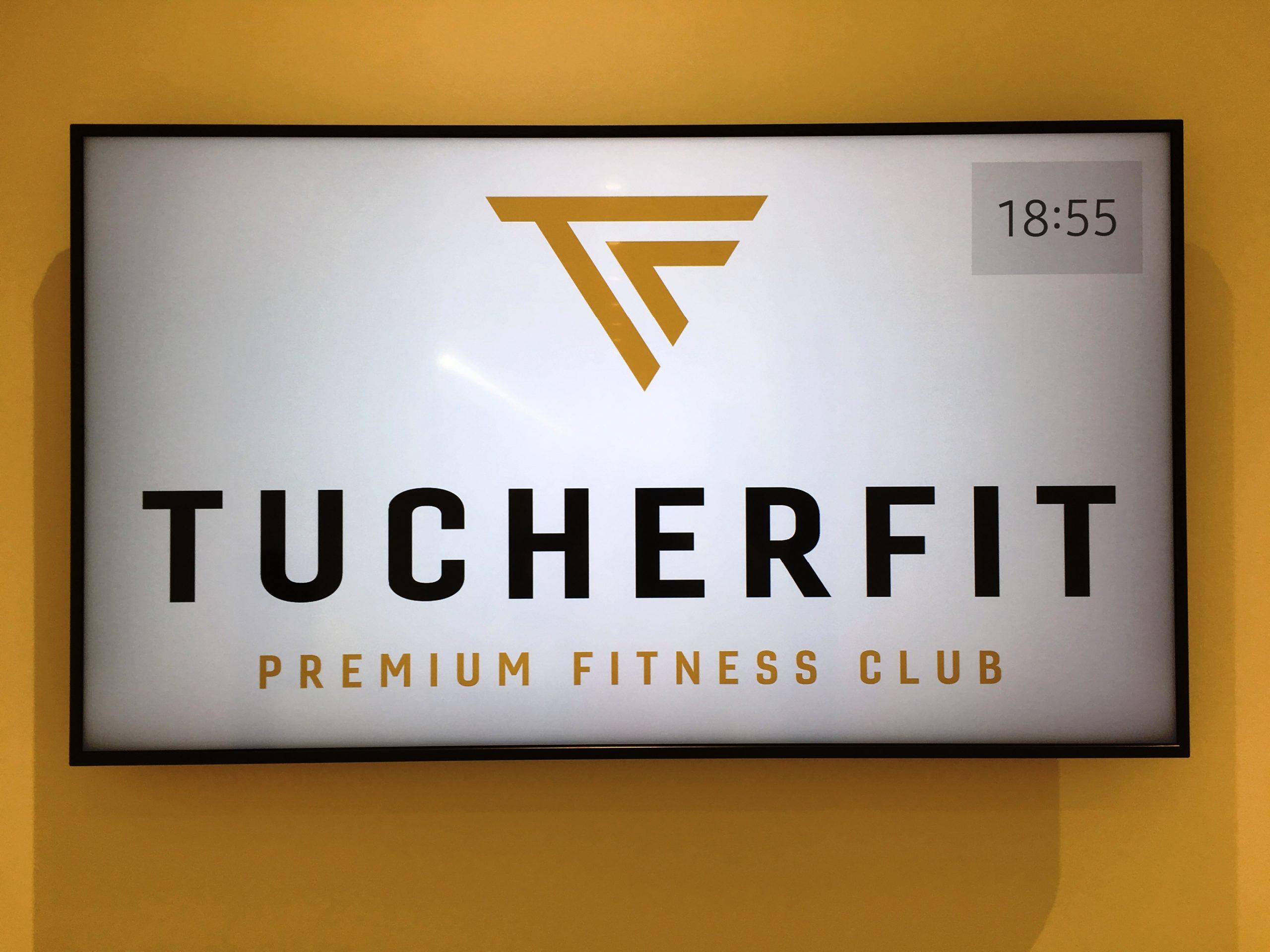 TucherFit Logo