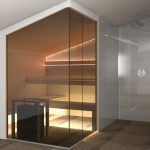 Penthaus Sauna