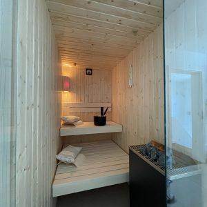 kleine Sauna in Heroldsbach